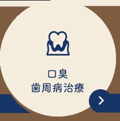 口臭、歯周病治療