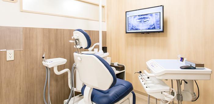 世界基準最高レベル機器を採用徹底した衛生管理・院内感染対策